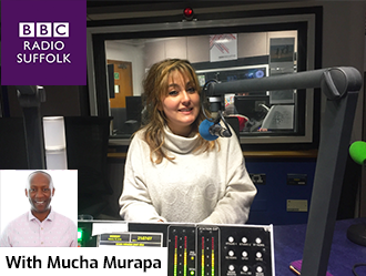 Betty Adamoy interview BBC Radio Mucha Murapa